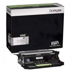 Lexmark oryginalny bęben 52D0Z00, black, 520Z, 100000s, Lexmark MS810, 811, 812, MX710, 711, MX810, 811, 812
