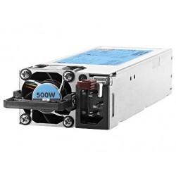 Hewlett Packard Enterprise 500W FS Plat Ht Plg Pwr Supply Kit 720478B21