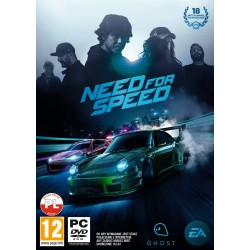 Need For Speed PC DVD
