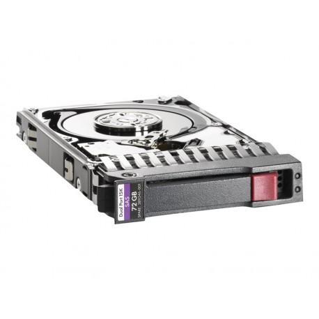 HEWLETT PACKARD ENTERPRISE Dysk HP 300GB 12G SAS 15K 2.5in SC ENT HDD