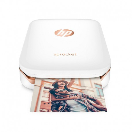 Kieszonkowa drukarka HP Sprocket Photo Printer BIAŁA
