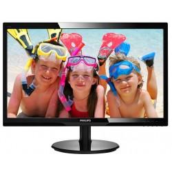 Philips 24 246V5LDSB LED DVI HDMI Czarny