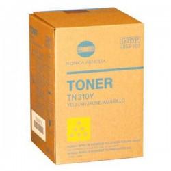 Konica Minolta oryginalny toner TN310Y, yellow, 11500s, 4053503, Konica Minolta Bizhub C350|C351|C450