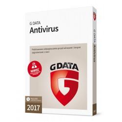 G DATA G DATA AntiVirus BOX 2PC 1ROK 2017