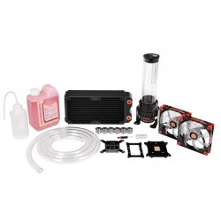 Thermaltake Chłodzenie wodne  Pacific RL240 Water Cooling Kit (240mm, miedź)