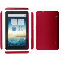 OVERMAX TABLET LIVEC.7031 RED, 7CALI, 4x1,2GHz