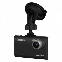 Sencor Kamera samochodowa SCR 2100, rozdzielczość FHD, Ekran 2,7