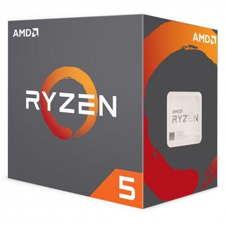 AMD Ryzen 5 1600X 3,6GH AM4 YD160XBCAEWOF