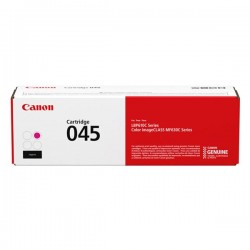 Canon oryginalny toner 045M, magenta, 1300s, 1240C002, Canon LBP613Cdw, 611Cn, MFP635Cx, 633Cdw, 631Cn