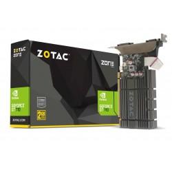 ZOTAC GT 710 2GB DDR5 64BIT DVID,HDMI,VGA