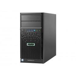 HPE Proliant ML30 Gen9 4LFF HP Tower E31220v5 1x8GB 2x1TB B140i DVDRW 2x1Gbe 1NHP Fan 350W NHP PSU 311