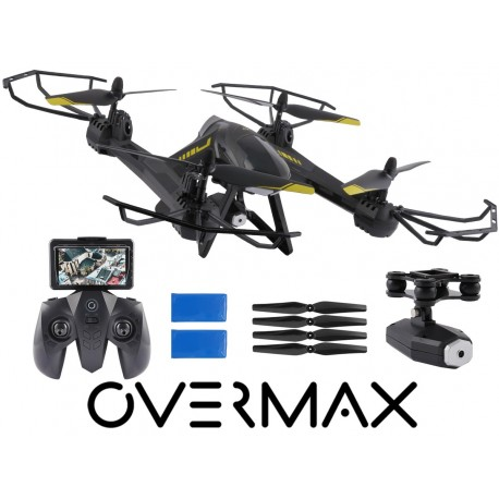 OVERMAX DRON XBEE 5.5 FPV, 2MPX,2BATERIE