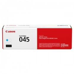 Canon oryginalny toner 045C, cyan, 1300s, 1241C002, Canon LBP613Cdw, 611Cn, MFP635Cx, 633Cdw, 631Cn