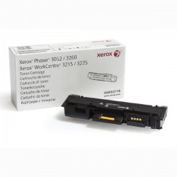 Xerox oryginalny toner 106R02778, black, Xerox Phaser 3052,3260, WorkCentre 3215,3225, 3000 str.