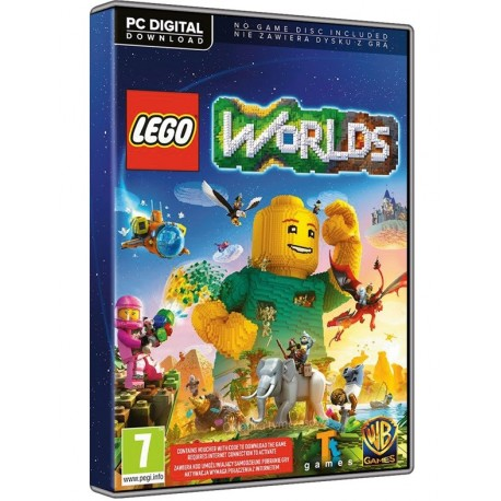 Cenega Gra PC Lego Worlds