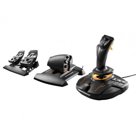 Thrustmaster Joystick  T.16000M Flight Pack PC