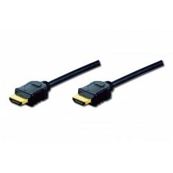ASSMANN Kabel HDMI Highspeed Ethernet A M|M 1m