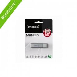 Intenso Pendrive SILVER 16GB Alu Line