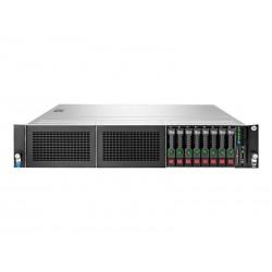 HPE ProLiant DL180 Gen9 8SFF HP Rack E52620v4 1x16GB P440ar 2GB DVDRW 1Gb 2port 900W HP Easy Rail Kit 311