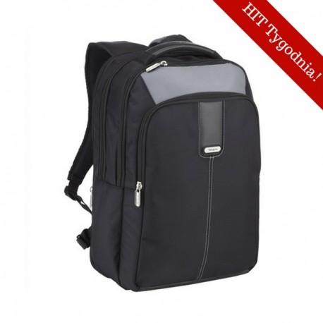 Targus Transit Backpack Plecak 1516 Black|Grey