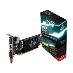 XFX Radeon R7 240 Core Edition 1GB DDR3 128BIT 780|1600 LowProfile (HDMI DVI VGA)