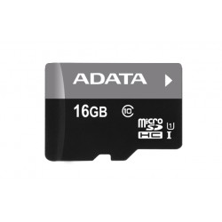 Adata microSD Premier 16GB UHS1|class10 + adapter