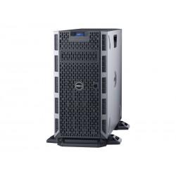 Dell Serwer PE T330 E31240 v6 1x8GBub 2x 300GB SAS