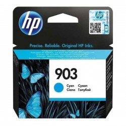 HP oryginalny ink T6L87AE#301, HP 903, cyan, blistr, 315s, 4ml, HP Officejet 6954,6962Officejet Pro 6974,6975