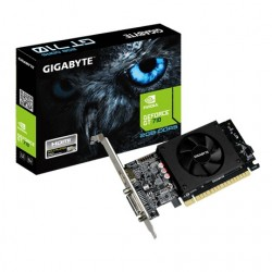 Gigabyte GT710 2GB DDR5 64BIT DVI|HDMI|Low Profile