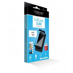 MyScreen Protector FullCover Szkło do LG K10 (7)Czarny