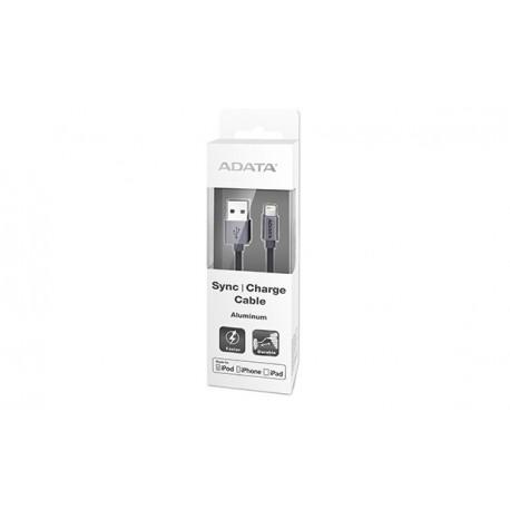 Adata Kabel USB-Ligthning 1m Apple Cert. Titan braid.