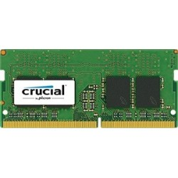 Crucial DDR4 4GB|2400 CL17 SODIMM SR x8 260pin