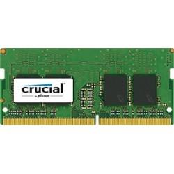 Crucial DDR4 4GB|2400 CL17 SODIMM SR x8 260pin