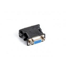 LANBERG Adapter DVII (M)(24+5) Dual Link > VGA (F)
