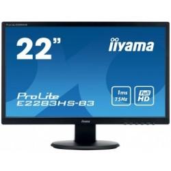 IIYAMA 22 E2283HSB3 FLHD,HDMI,DP,TN, 2x1W