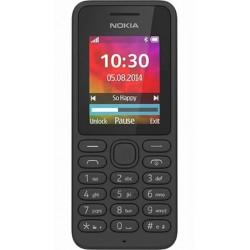 Nokia 130 2017 Dual Sim Black
