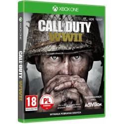 Activision Gra Xone Call of Duty WW II