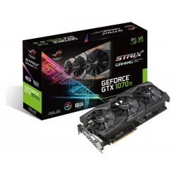 Asus GeForce GTX 1070 Ti ROG STRIX 8GB DDR5 256BIT DVID|2HDMI|2DP