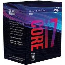 Intel Procesor Core i7-8700K BOX 3.70GHz, LGA1151 CPU