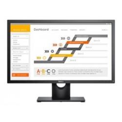 Dell Monitor 24 MoniE2418HN61cm(24)Black EURC