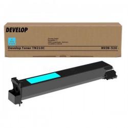 Develop oryginalny toner 8938520, cyan, 12000s, TN210C, Develop Ineo +250, 260g