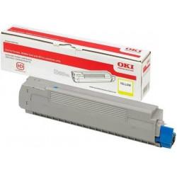 OKI Toner do C532|MC573 Yellow 1.5K 46490401