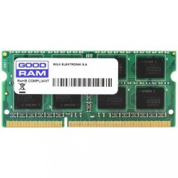 GOODRAM DDR4 SODIMM 4GB|2400 CL17
