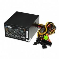 iBOX Zasilacz 500 W CUBE II 12 CM FAN