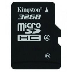 Kingston microSD 32GB bez Adaptera SDC4 32GBSP