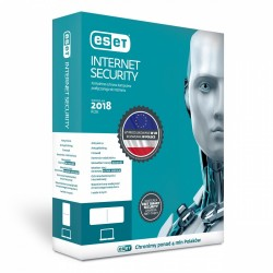 ESET Internet Security PL BOX 1Y kon EISK1Y1D