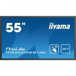 IIYAMA 55 TH5565MISB1AG IPS, 24|7, LIGHT SENSOR                   INFRARED