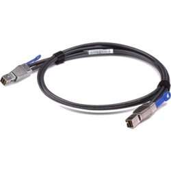 Hewlett Packard Enterprise Ext 2.0m MiniSAS HD to MiniSAS Cable 716197B21