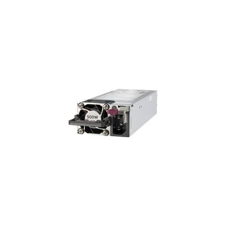 HPE 500W FS Plat Ht Plg LH Pwr Sply Kit Promo bundle Svr 4 (P)
