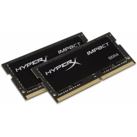 HyperX DDR4 SODIMM HyperX IMPACT 32GB|2666(2x16GB)CL15